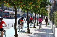 Espanha combina com bicicleta!