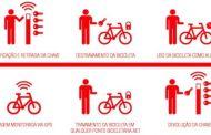 Curitiba conta com sistema de aluguel de bicicletas
