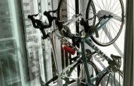 Suporte de bike para parede