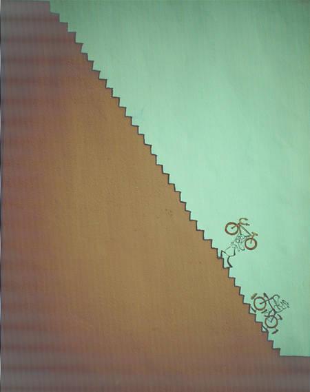 Salão do Humor: bicicletas