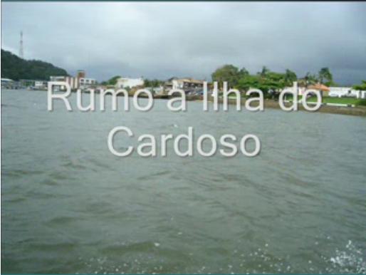 Ciclo viagem São Paulo - Florianópolis