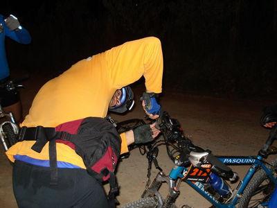Pedal noturno clodoaldo