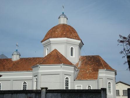 Colônia Marcelino igreja ucraniana