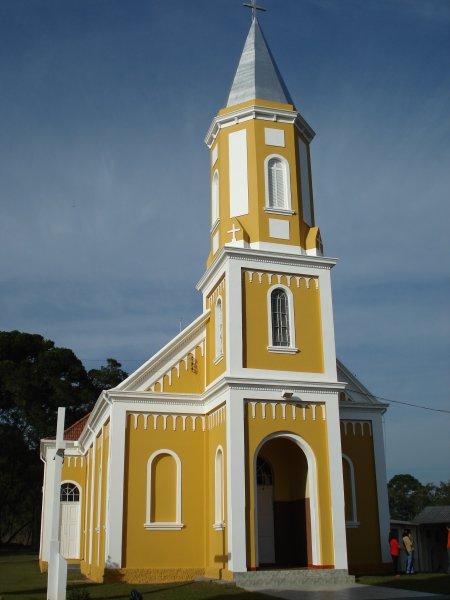 Colônia Marcelino igreja S. Pedro