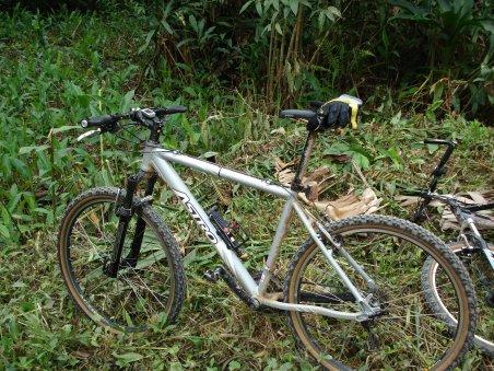 Minha bike, Garuva