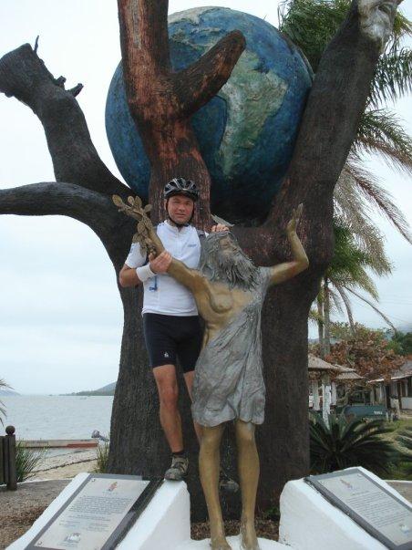 Estátua de Benoit Jules Mure em V. da Glória