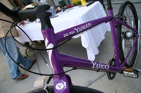 yahoo's bike