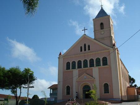 Igreja de Agudos do Sul