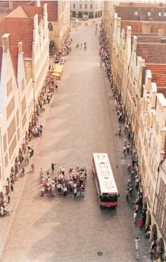 ônibus Münster