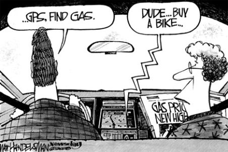 Gas High price