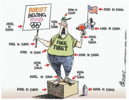 boicote a China