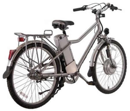 Bicicleta elétrica Ezee Liv