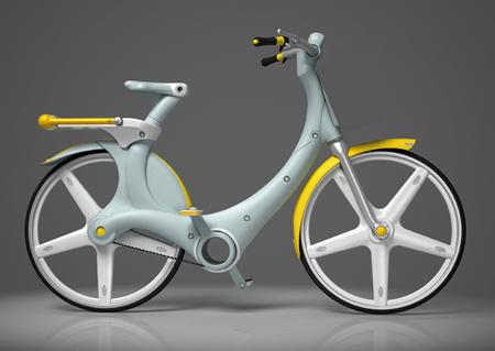 Bicicleta Izzy
