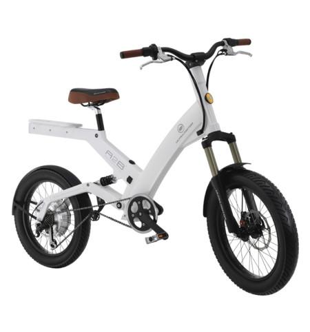 Bicicleta elétrica Lev A2B