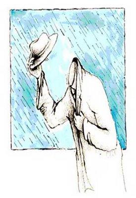 Muita chuva: é de perder a cabeça!