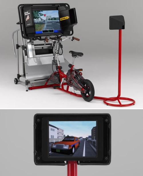 honda_bike_simulator