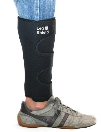 Prendedor protetor de calça leg shield