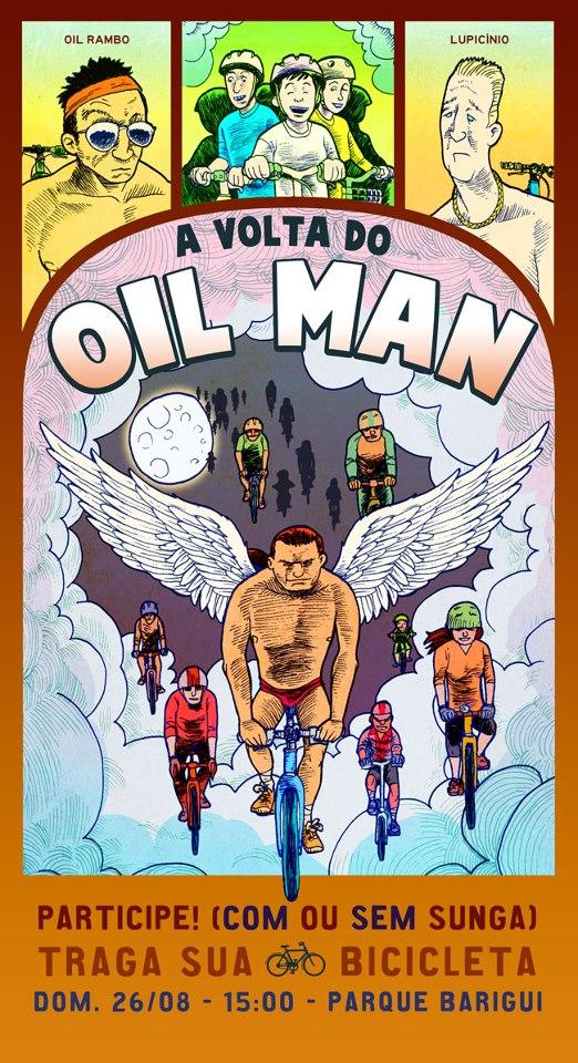 oil man curitiba