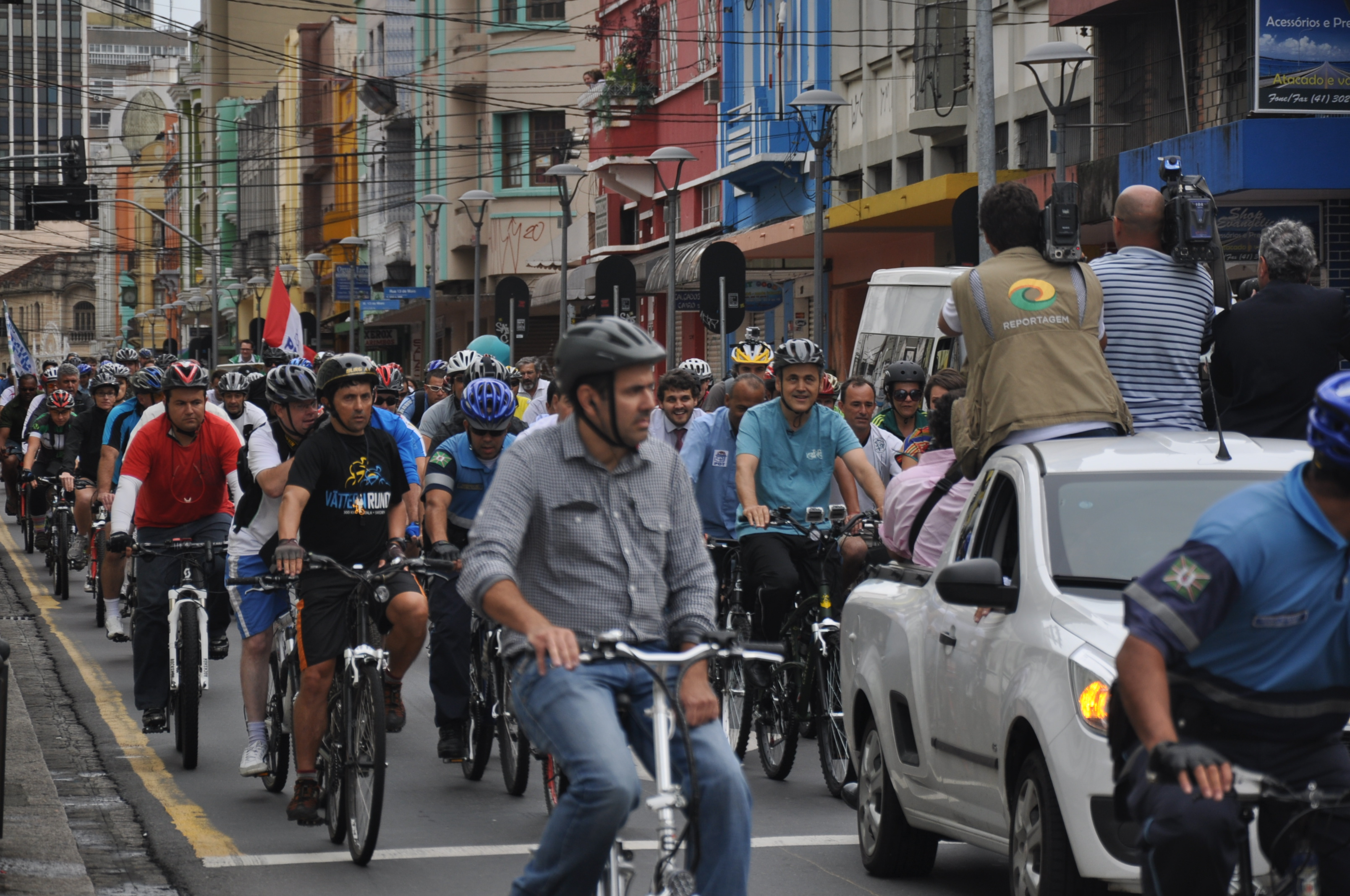 bicicleta posse Fruet