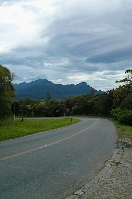 Estrada Dom Pedro