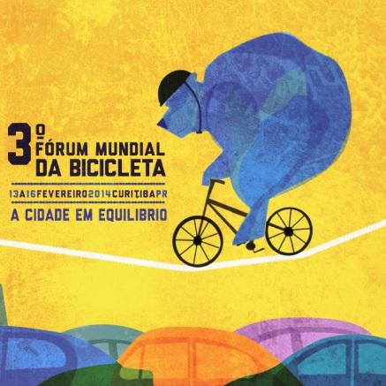 Fórum Mundial da Bicicleta Curitiba 2014
