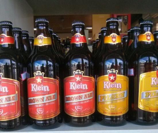 Witmarsum, cerveja dos Klein.