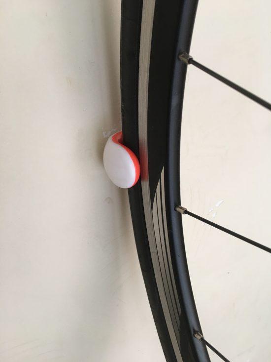 Suporte de bicicleta para parede